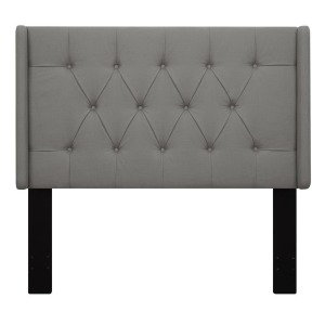 Upholstered Full/Queen Headboard - Ash