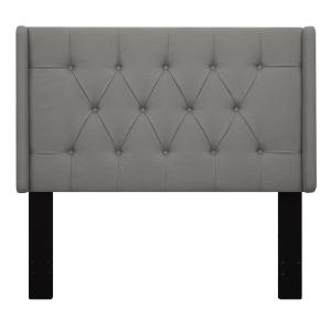 Upholstered Full/Queen Headboard - Ash
