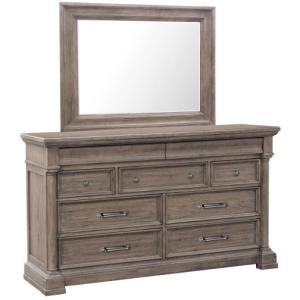 Crestmont Dresser & Mirror