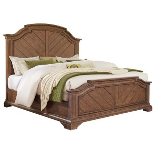 Jackson Lake Queen Panel Bed