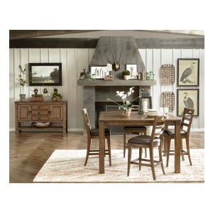 Eric Church Heartland Falls Dining Set