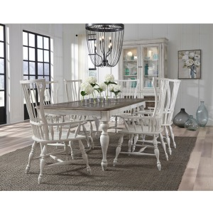 Glendale Estates 7 PC Dining Set