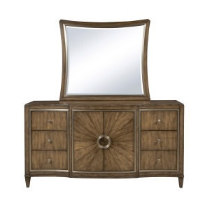 Mystic Dresser & Mirror