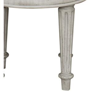 Campbell Street Linen Grace Upholstered Vanity Stool
