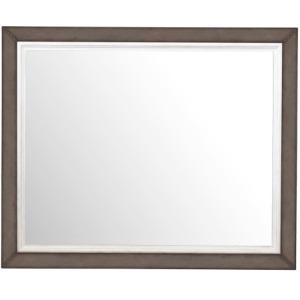 Glendale Estates Landscape Framed Dresser Mirror