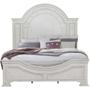 Glendale Estates King / California King Transom Panel Bed Headboard