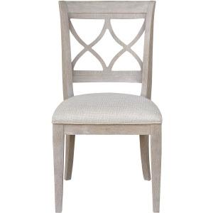Lex Street Wood Back Side Chair