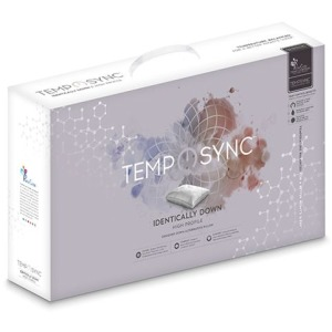 TempSync Identically Down High Profile Pillow