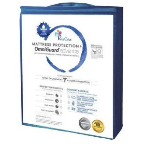 PureCare Total Encasement Mattress Protector