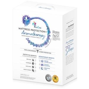 PureCare Aromatherapy Total Encasement Mattress Protector