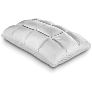 Body Chemistry SoftCell Latex Reversible Hybrid Pillow