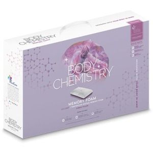 Body Chemistry Memory Foam Hybrid Pillow
