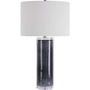 Midnight Landscape Table Lamp
