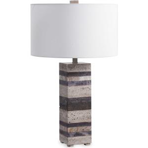Sedimentary Table Lamp