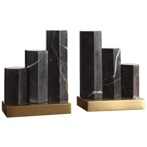 Nate Bookends S/2