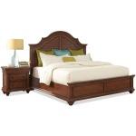 Windward Bay California King Arch Bed