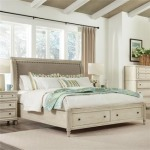 Huntleigh Sleigh Upholstered Storage Bed