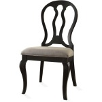 Queen Ann Upholstered Side Chair