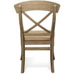 X-Back Side Chair
