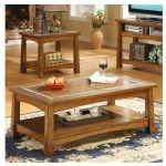 Craftsman Home Rectangle Coffee Table