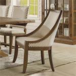 Hawthorne Upholstered Hostess Chair