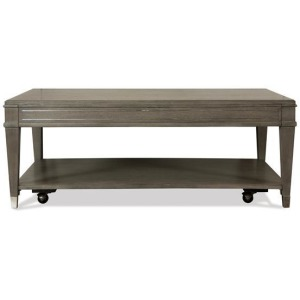 Dara Two Rectangular Coffee Table