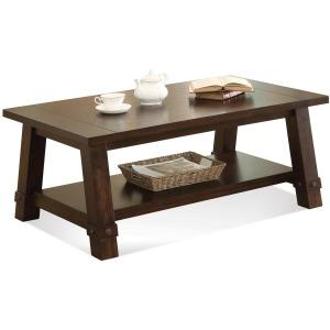 Angled Leg Coffee Table