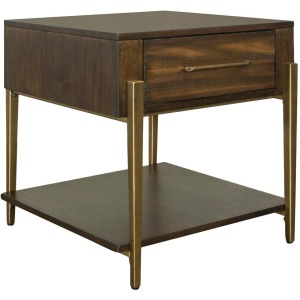 Dekker Rectangular Side Table