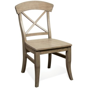 Regan X-Back Side Chair