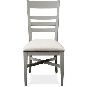 Osborne Upholstered Ladderback Side Chair