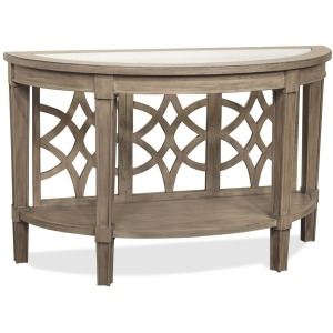 Parkdale Demilune Sofa Table