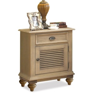 Coventry Shutter Door Nightstand