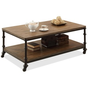 Camden Town Rectangular Coffee Table