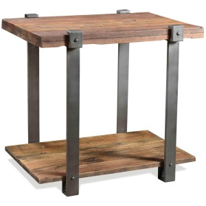 Quinton Rectangular Side Table