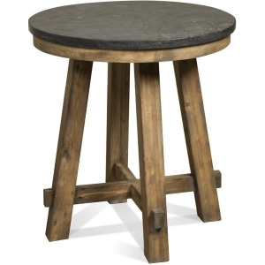 Weatherford Round Side Table