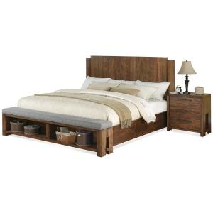 Terra Vista Cal King Bed