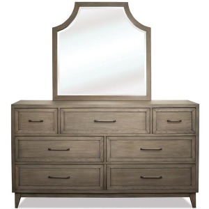 Vogue Seven Drawer Dresser
