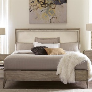Sophie King Panel Bed