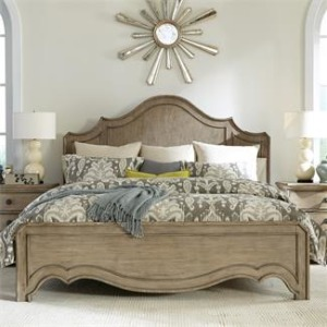 Corinne Panel Bed