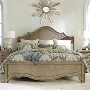 Corinne Panel Bed