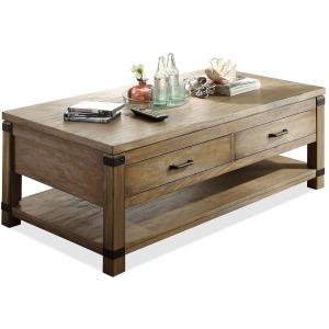 Bay Cliff Rectangular Coffee Table