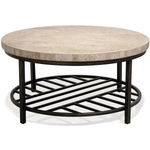Capri Round Coffee Table