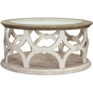Elizabeth Round Coffee Table