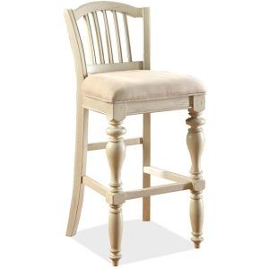 Mix-N-Match Upholstered Barstool