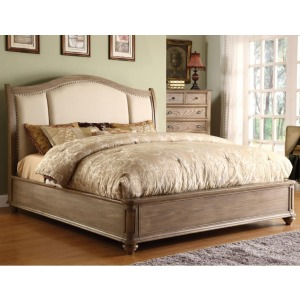 Coventry Queen Sleigh/Upholster Bed