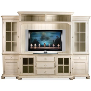Placid Cove Entertainment Wall