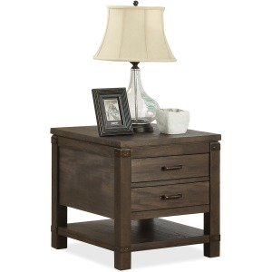 Promenade Rectangular End Table