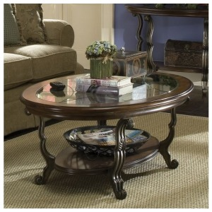 Ambrosia Oval Coffee Table
