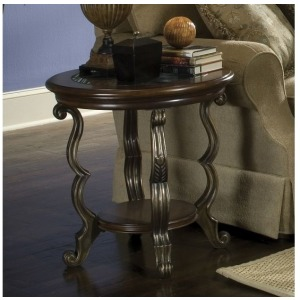 Ambrosia Round Side Table