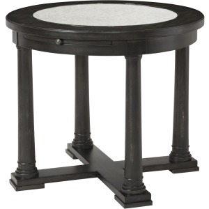 Avery Round Side Table